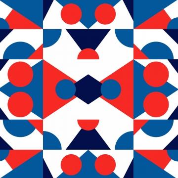 fond de formes géométriques mosaïque colorée , Résumé Contexte, Résumé, Contexte Image d'arrière-plan