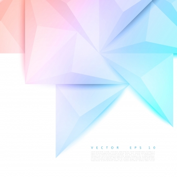 white abstract geometric poster with color polygon , Design, Polygon, Abstract Background image