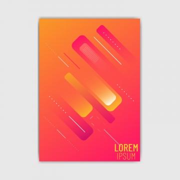 メンフィススタイルは、背景の幾何学的図形とカバーのポスターチラシやバナーデザインの動的デザインをカバーしています ベクトル , 抄録, 背景, ブック 背景画像
