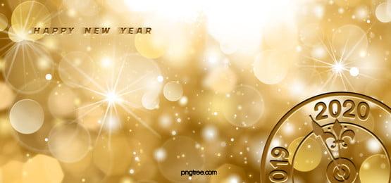tahun baru vintaj jam hiasan latar belakang kreatif, Dua Puluh Dua Ribu, Tahun Baru, Latar Belakang imej latar belakang