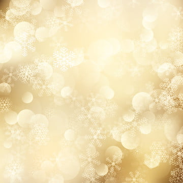 christmas background of golden snowflakes , Christmas, Background, Card Background image