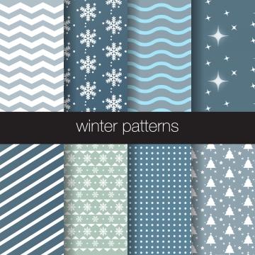 파란색에서 겨울 크리스마스 패턴 배경 , 영화, 별, 모드 배경 이미지