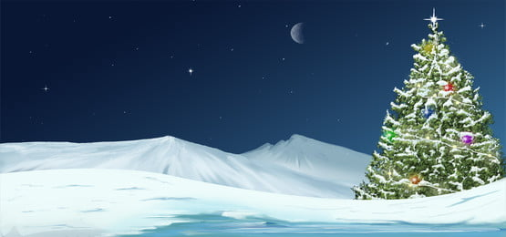 Free Landscape Illustration Christmas Background Images Illustration Christmas Landscape Background Photo Background Png And Vectors