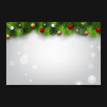 क्रिसमस गेंदों और देवदार की शाखाओं के साथ सफेद क्रिसमस पृष्ठभूमि वेक्टर चित्रण , पृष्ठभूमि, क्रिसमस, सर्दियों पृष्ठभूमि छवि