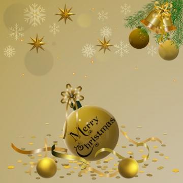 황금 장식 크리스마스 배경 , 크리스마스, 배경, 김 배경 이미지
