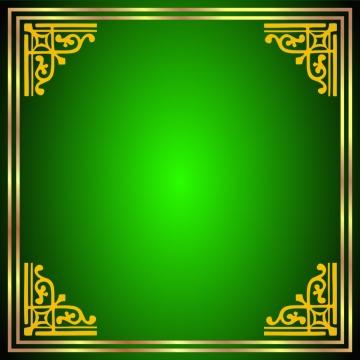 nền viền vàng 3d xanh , Màu Xanh., Nền Màu Xanh, Png Nền Ảnh nền