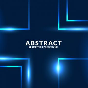 नीयन पृष्ठभूमि के साथ आधुनिक गहरे नीले प्रौद्योगिकी लाइनें , ज्यामितीय, पृष्ठभूमि, अंधेरे पृष्ठभूमि छवि