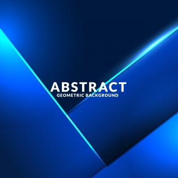 công nghệ hiện đại màu xanh đậm chồng lên hình dạng hình học với nền sáng , Hình Học Của, Nền, Bóng Tối Ảnh nền