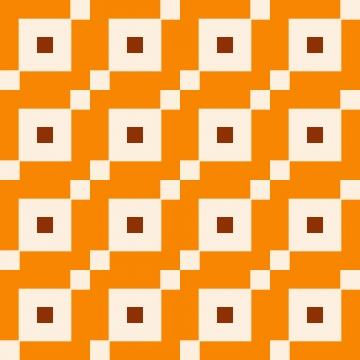 orange square pattern background , Simplest Background, Background, Simplest Background image