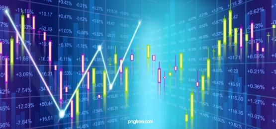 रंगीन शेयर बाजार डेटा उतार चढ़ाव पृष्ठभूमि नक्शा, शेयर बाजार चार्ट, पृष्ठभूमि आंकड़ा, K लाइन आरेख पृष्ठभूमि छवि