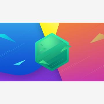 fondo geométrico colorido hd , Colorido, Geometric, Antecedentes Imagen de fondo