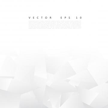 bentuk vektor geometri abstrak dari segi tiga kelabu , Latar Belakang, Putih, Triangle imej latar belakang