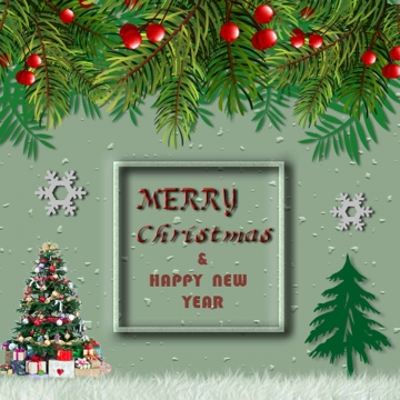 메리 크리스마스 배너 , 크리스마스, 섣달 그믐날, 좋아. 배경 이미지