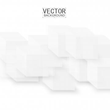 सफेद क्यूब्स से अमूर्त ज्यामितीय वॉलपेपर , सार, पृष्ठभूमि, डिजाइन पृष्ठभूमि छवि