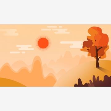 otoño fondo pastel color hd , Otoño, Antecedentes, Tema Imagen de fondo