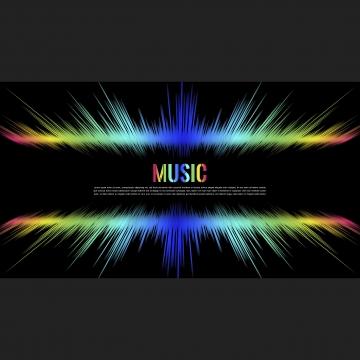 fundo banner eletrônico dança música festa colorido , Abstract, Audio, Pano De Fundo Imagem de fundo