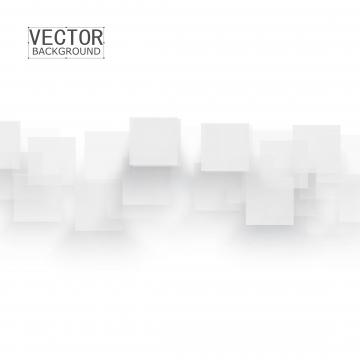 사각형으로 흰색 기하학적 배너 , 다이제스트, 배경, 디자인 배경 이미지