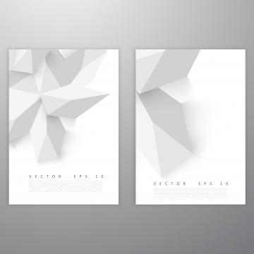다각형 패턴 화이트 기하학적 전단지 , 다이제스트, 모드, 다각형 배경 이미지