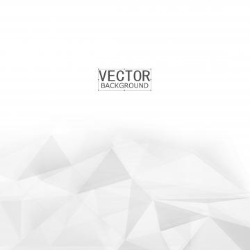 다각형 추상적 인 기하학적 흰색 배경 , 다이제스트, 모드, 다각형 배경 이미지