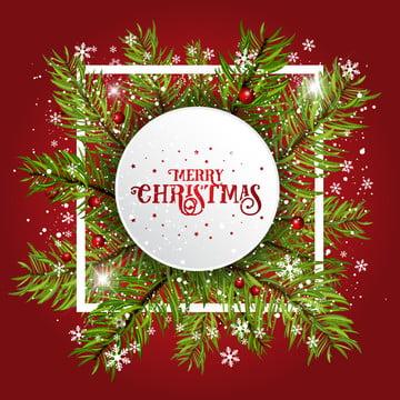 देवदार के पेड़ की शाखाओं और जामुन के साथ क्रिसमस की पृष्ठभूमि , क्रिसमस, वेक्टर, पृष्ठभूमि पृष्ठभूमि छवि