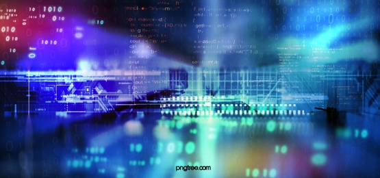 디지털 코드 기술 배경, 숫자., 부호, Data 배경 이미지