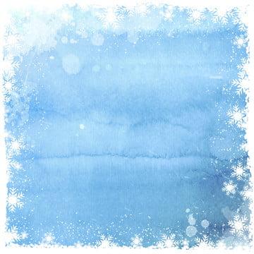 latar belakang snowflake natal air , Musim Sejuk, Ilustrasi, Vektor imej latar belakang