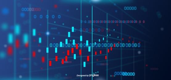 기술 추상적 인 배경에 금융 주식 시장 배경 그림, 주식, 주식 시장, 금융 배경 이미지