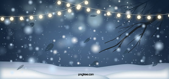 winter snow blue background, Winter, Background, Blue Background image
