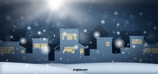 winter snowing city background, Winter, Background, Snowing Background image