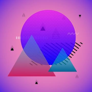 fondo abstracto geométrico plano , Resumen, Azul, Ilustración Imagen de fondo