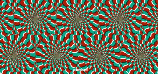 spiral pattern optical illusion background