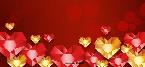 romantic valentine s day diamond gold dust background
