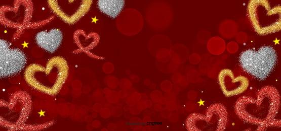 valentine diamond gold pink background