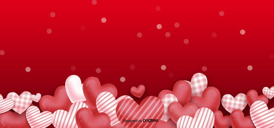 valentines day red love red background