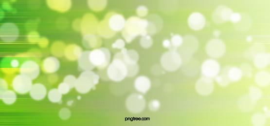 green creative light spot background