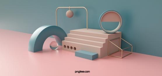 elegant abstract geometric background