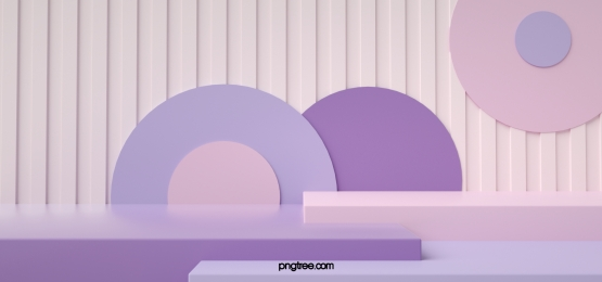 purple minimalistic geometric background
