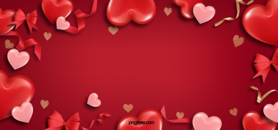 romantic valentines day red texture love background