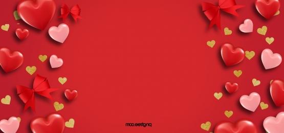 valentines day love red wedding background