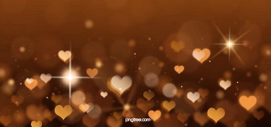 dreamy romantic shiny love background