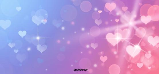 pink purple glitter love background