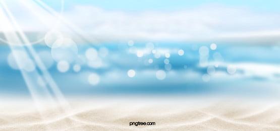 romantic background of sea creative texture