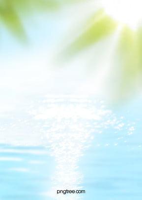 summer creative texture beach background