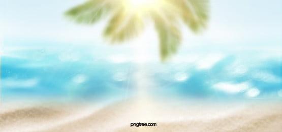 summer creative texture blur background
