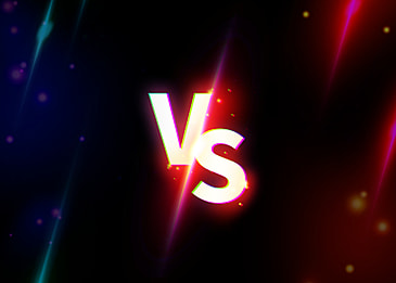 light effect vs game black background