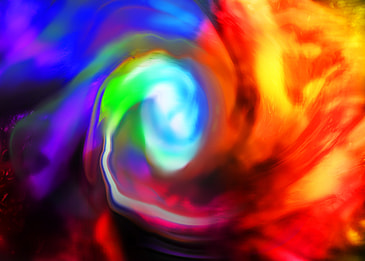 abstract whirlpool background