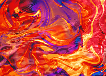 color fluid abstract background