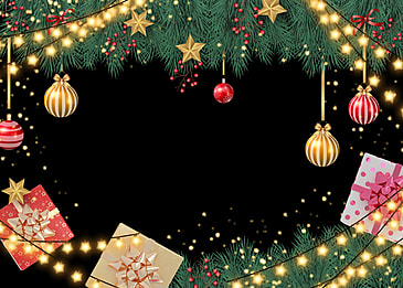 christmas event star light effect
