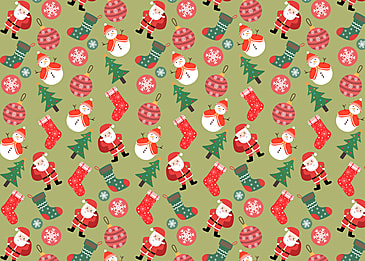 pngtree christmas cute tile background image 449079