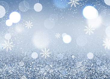 winter blue gray glitter style background